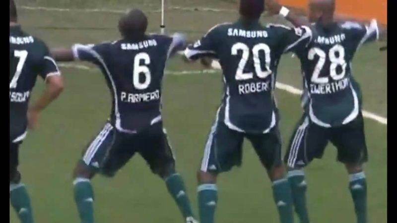 Santos 3X4 Palmeiras - Campeonato Paulista 2010 (14032010)