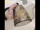 Как правильно очистить чайник