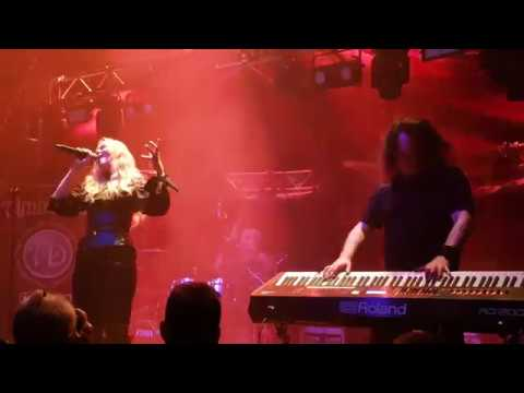 Amberian Dawn Lay All Your Love On Me ABBA cover @ Gebr De Nobel Leiden