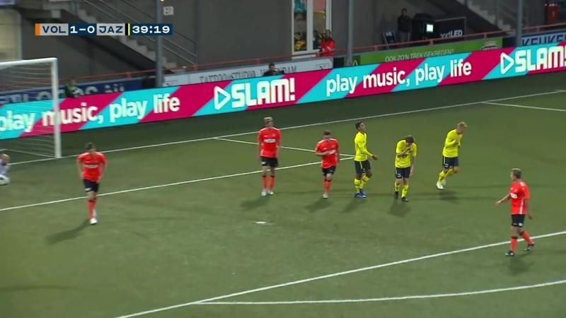 Samenvatting FC Volendam - Jong AZ (31-08-2018)