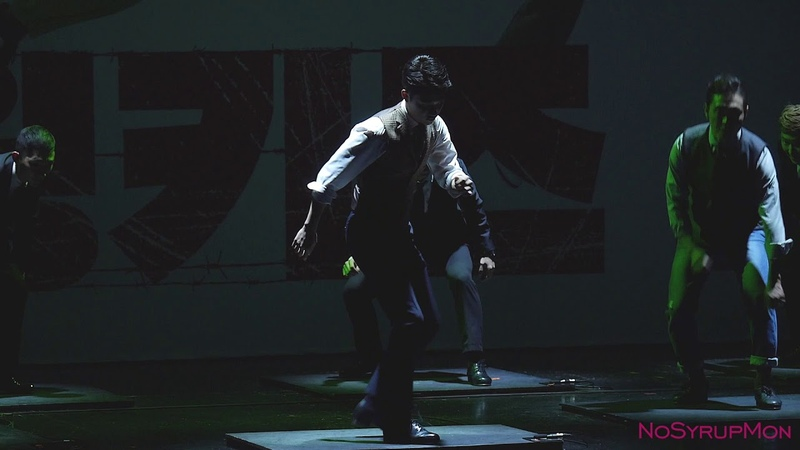 [1080p] 181112 엑소 EXO 디오 D.O. 도경수 스윙키즈 쇼케이스 - 탭댄스