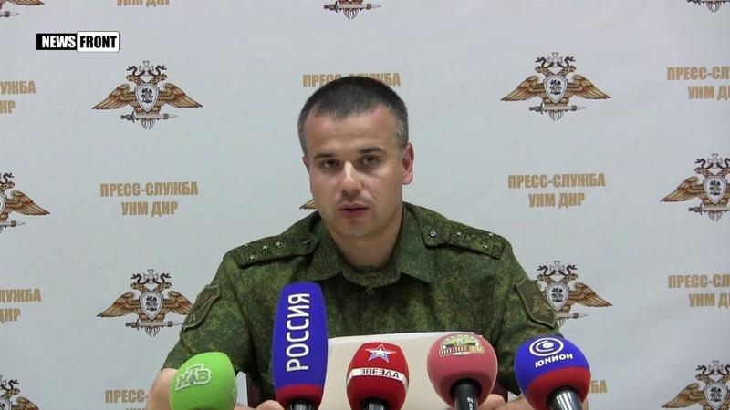 При взрыве миномета ранены трое ВСУшников, один погиб