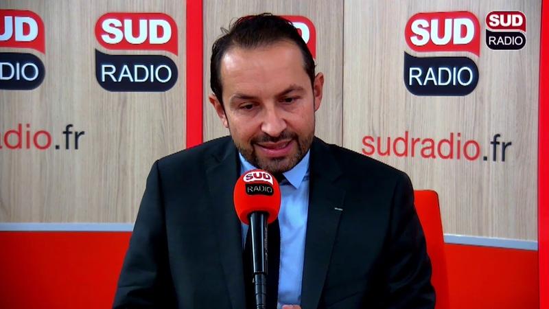 Sébastien Chenu sur Sud Radio