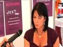 Sabine Sangitar wird von Dr. Jeet Liuzzi Interwiewt in