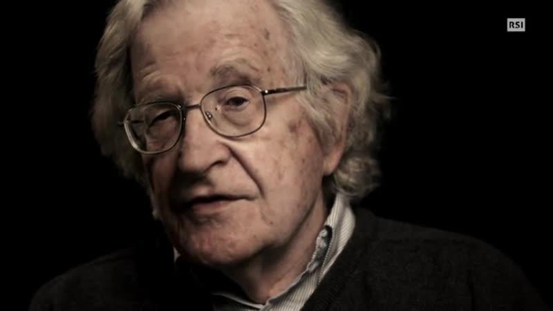 Noam Chomsky: Requiem per il Sogno Americano