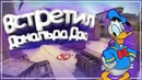 ВСТРЕТИЛ ДОНАЛЬД ДАКА   Highlights CS:GO  