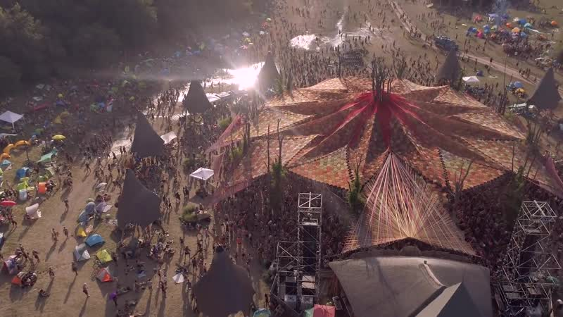 Astrix @ Ozora 2017 Turn On Tune In Drop Out