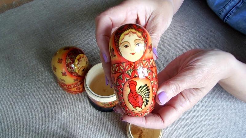 Матрешка пятиместная Петушек.Киселева Н .www.livemaster.ru/kiseleva-nata