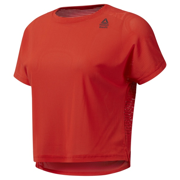 Спортивная футболка Reebok CrossFit® Jacquard image 4