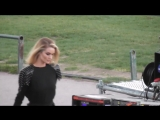 Rosie Huntington-Whiteley @ Paris 25 september 2018 Fashion Week show Yves Saint Laurent _ septembre