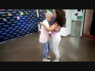 Kizomba Fusion, Irina Plekhnevich & Olga Pirogova
