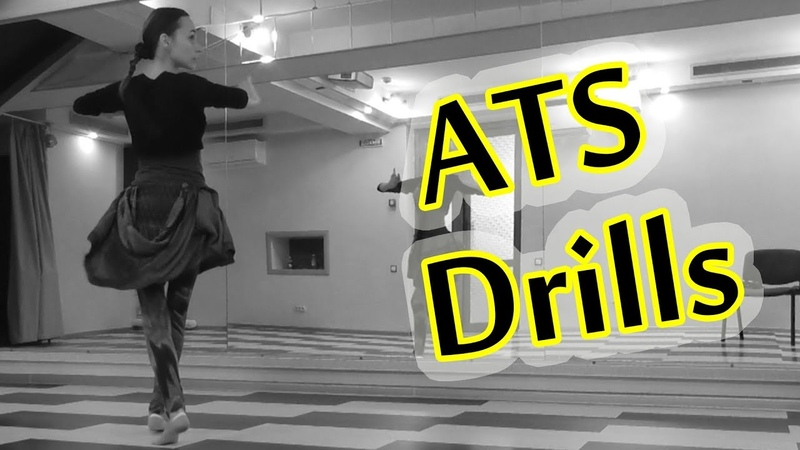 ATS® drills Level 2 3 @ Just do TRIBAL 10