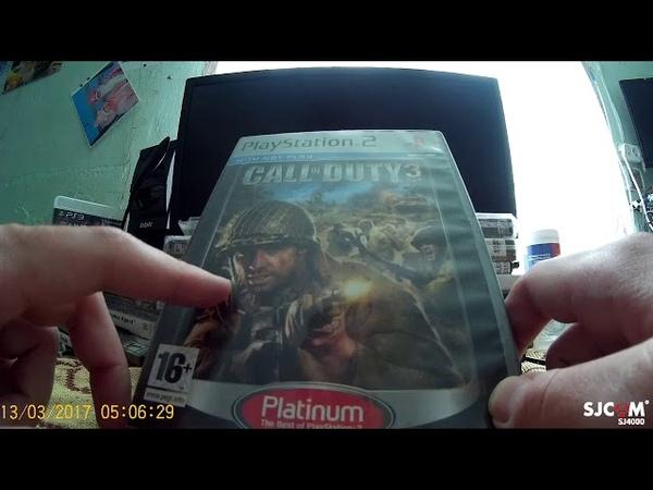 Обзор, Дисков Игр на PS 2 5 серия