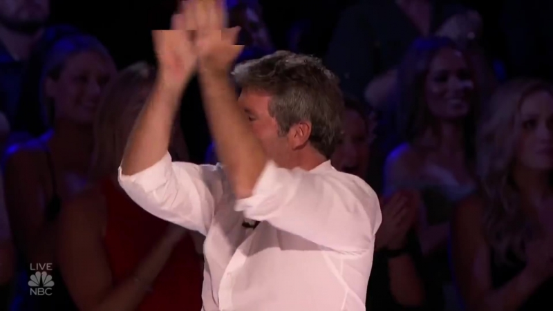 Michael Ketterer Brings Simon Cowell To TEARS During AGT Finals! _ Americas Got Talent 2018