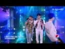 """180816 潮音战纪 (Chao Yin Zhan Ji) - """"Cant Stop the Feeling"""" (with Jun and The8 ( SEVENTEEN ), Samuel . )180816"""