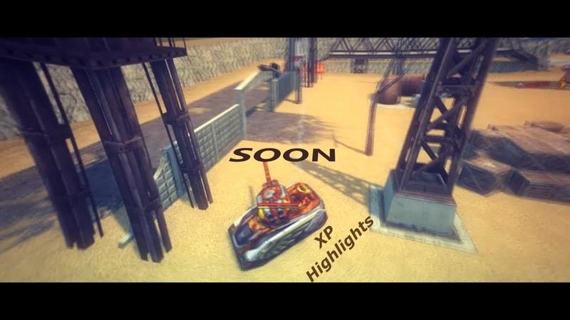 SOON XP Highlights l TANKI ONLINE