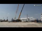 В Ульяновске строится первый в России завод по производству ветроустановок http://ulpravda.ru
