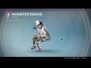 Destiny 20180131 HUNTER vers40 MONSTER DANCE