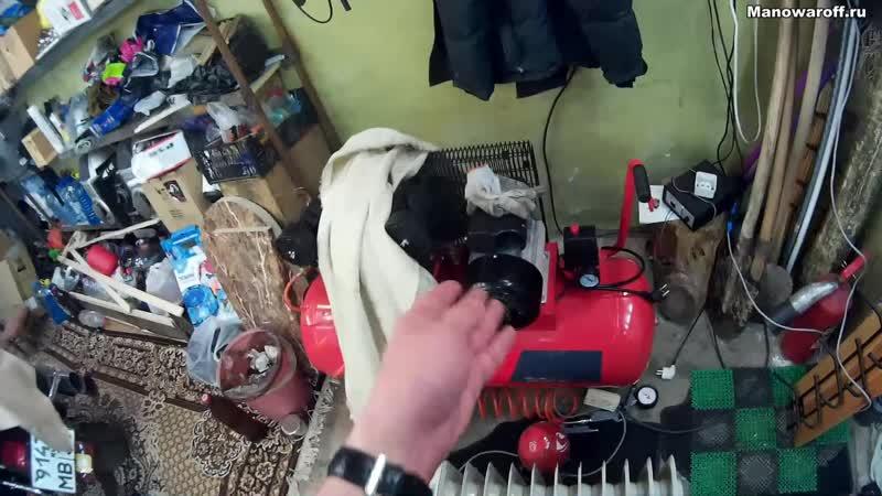 Московске дела, поиск неисправности в авто, ремонт шин своими руками, напиток TRX - Влог №84