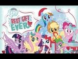 Мультики Дружба - это чудо про Пони - Самый Лучший Подарок На Свете (Новогодние Пони)