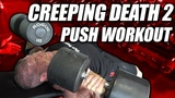 Epic Push Workout With IFBB Pro Josh Wade