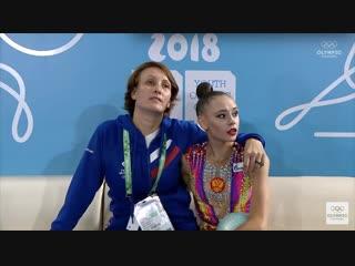 Дарья Трубникова - Мяч АА 17.100