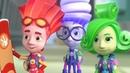 Lehrreicher Kinderfilm - Die Fixies - Compilation 3