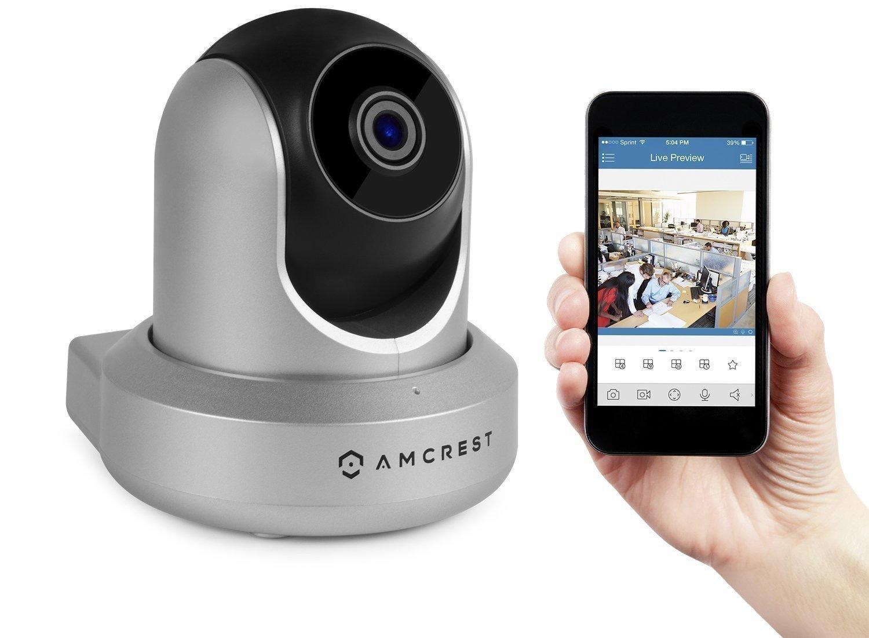 Что такое беспроводная видеокамера?