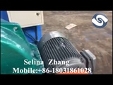 2.5m expanded metal mesh flatten machine to Middle East