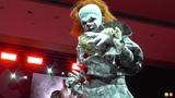 Pennywise (IT) - (Одиночное дефиле) Comic Con Siberia Halloween