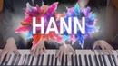 🎵HANN(Alone) 한 - (G)-IDLE ((여자)아이들) 4hands piano