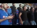 FAF на матче Маккаби - Пюник