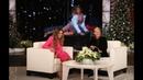 Ellen Unveils Chrissy Teigen's New Perfume Ad