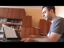 Монеточка Каждый раз piano cover by Anton Svetlichny