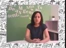 Послушайте, как разговаривает наш преподаватель на преподаваемом языке
