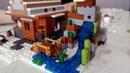 Распаковка. Домик майнкрафт из Лего/ minecraft lego