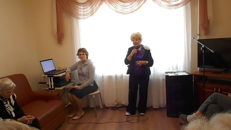 Встреча с автором и исполнителем стихов и песен Ружицкой Ольгой Сергеевной (фр.5)