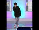 Yoongi dancing to (just one day - bts)