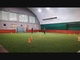 Compilation of ball mastery skills (elite socer academy - serbia)