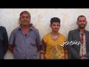 شاهد مغرر بهم يسلمون أنفسهم للأجهزة الأمنية في محافظة ذمار