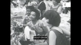 African Americans Ballroom Dancing, 1960s USA, 16mm