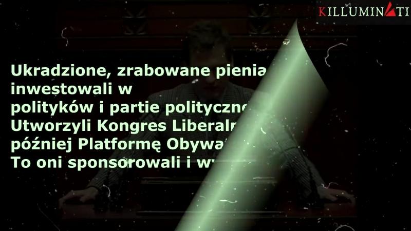 Musisz to wiedzieć! To ONI rządzą Polską! Finansowali Tuska, Komorowskiego, Balcerowicza i wielu innych [PEŁNA LISTA]