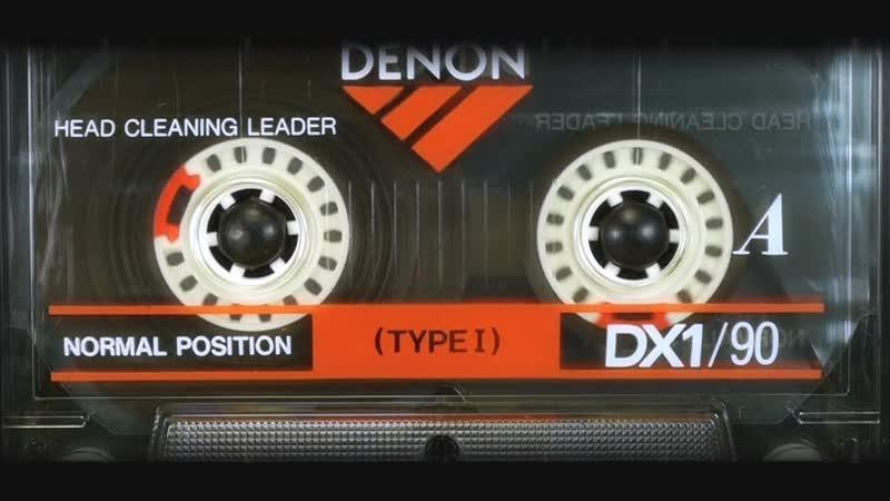 Harajuku - Phantom of the Opera Audio Cassette Denon-DX1-90