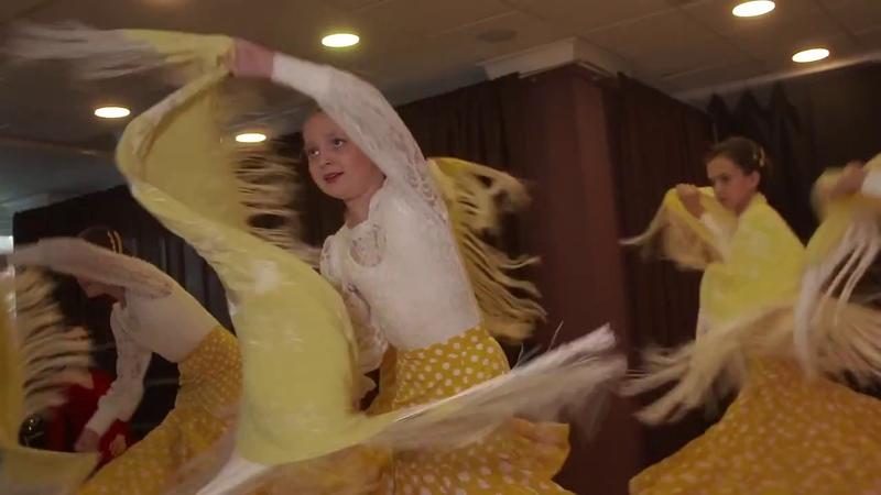 Cantinias, студия танца фламенко Flamencia г. Краснодар
