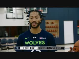 Интервью Деррика Роуза на Players Only NBA TV (Derrick Rose)