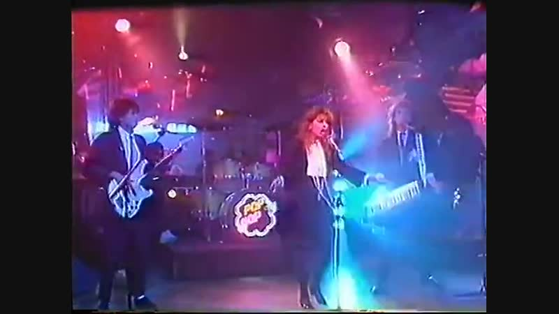 Sandra - In The Heat Of The Night(Live ZDF ROCK POP MUSIC HALL, 1985)