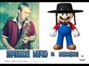JEWISH MARIO saxophone cover Саксофонист Липецк Коломна 89042858056 или 89046884758