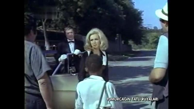 Yumurcağın Tatlı Rüyaları Filmi 1971 İlker İnanoğlu Ediz Hun Filiz Akın 8.Kısım