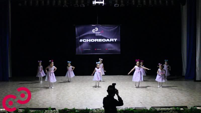 Эстрадный танец 4-5 Куыршак
