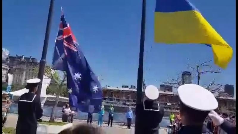 Гімн України у столиці Аргентини Церемонія нагородження чемпіона ІІІ літніх Юнацьких Олімпійських ігор з академічного веслу